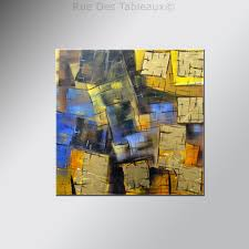 Tableau Triptyque Contemporain by Tableaux Abstrait Tableau Contemporain Triptyque Peinture Modernes
