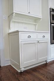 kitchen cabinets that look like furniture i love the little