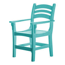 Turquoise Chair Casual Dining Chair With Arms Pawleys Island