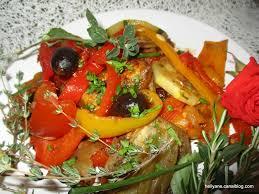cuisiner des l馮umes sans mati鑽e grasse recette sans matière grasse légumes de saison cuits ratatouille