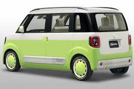 Daihatsu Mpv Daihatsu Reveals 94 1mpg Concept Car At Tokyo Motor Show Autocar