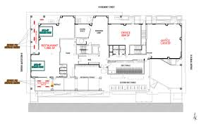 Floor Plan Services Real Estate by 810 N Fremont Apartments Retail New U0026 Neville Real Estate