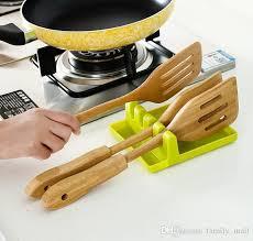 ustensil cuisine dhl kitchen utensil rest spoon pot pan lid pot shovel holder food