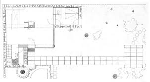 Rietveld Schroder House Floor Plans Petit Cabanon The Weekend House And Petit Maison