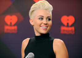 miley cyrus u0027 backyard is just as crazy as you u0027d expect j 14