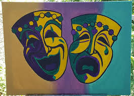 where can i buy mardi gras masks new orleans mardi gras mask dramedy by locksartist on deviantart