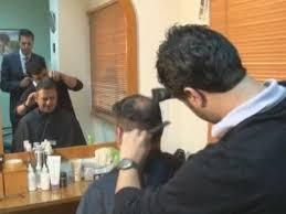 fue haircuts haircut before fue hair transplant surgery at hdc clinic youtube