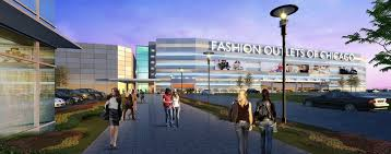 Home Design Outlet Center Chicago Fashion Outlets Of Chicago A New Mall Rises In Rosemont Ill