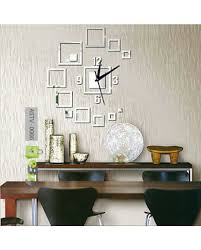buy creative wall sticker 3d wall clock online in pakistan ebuy pk creative wall sticker 3d wall clock online in pakistan