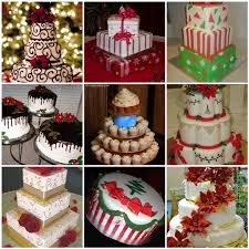 Christmas Wedding Cakes Christmas Wedding Cake Ideas Here Comes The Blog