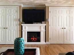Electric Fireplace Suite Fancy Expansive Living Room Area 1024x768 Along With Natty