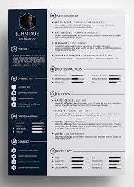 free creative resume templates free creative resume templates cv word the 25 best template ideas on