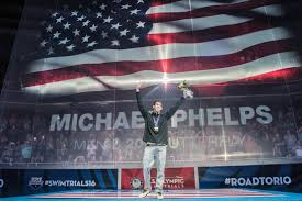 How Many Star On The American Flag Michael Phelps Bio Swimswam