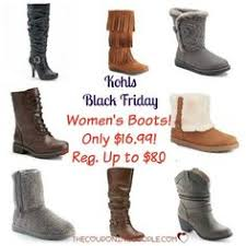 womens boots on sale kohls muk luks rihanna s water resistant boots sale 84 99