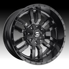 fuel wheels fuel sledge d596 black custom truck wheels rims fuel 1pc