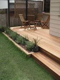 Picture Of Decks And Patios 30 Best Small Deck Ideas Decorating Remodel U0026 Photos Backyard