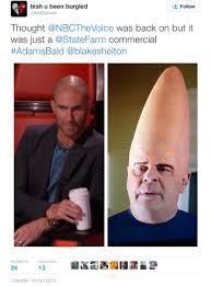 Adam Levine Meme - adam levine responde vía twitter a los memes y quejas sobre su