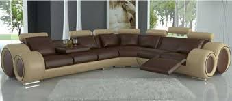 Top Grain Leather Sofa Recliner Top Grain Leather Sectional Sofa Visionexchange Co