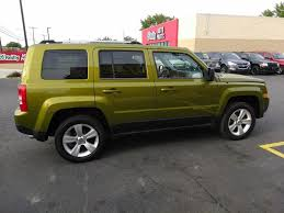 2012 jeep patriot for sale 2012 jeep patriot limited in fort wayne in yes automotive