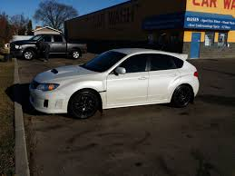 subaru wrx hatch white fs 2014 subaru wrx sti hatch