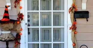 fall front porch u0026 diy garland u0026 pumpkin topiaries hometalk