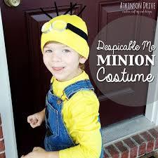 Despicable Minions Halloween Costume 25 Homemade Minion Costumes Ideas Diy Minion