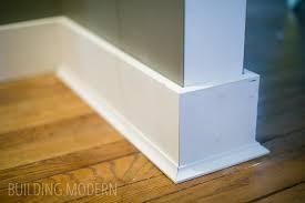 installing baseboards cove moulding u0026 caulking