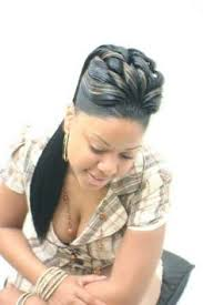 black updo hairstyles atlanta celebrity hair on pinterest angela simmons black hair bob and