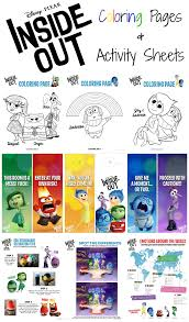 disney u2022pixar inside out activity sheets eclectic momsense