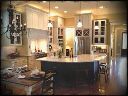 Beautiful Modern Kitchen Designs Beautiful Modern Open Kitchen Design With White Floating Cabinet