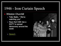 Winston Churchill Iron Curtain Speech Meaning Lecture 1 Ancient History U2013 The Romanov U0027s Ppt Download