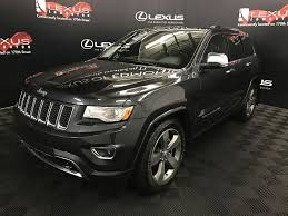 jeep grand cherokee grey used 2015 jeep grand cherokee 4 door sport utility in edmonton ab
