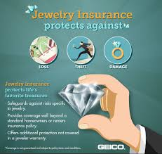 engagement ring insurance geico geico says jewelry insurance protects s favorite treasures