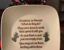 christmas in heaven etsy