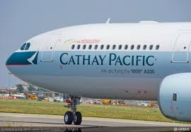 a330 300 cathay pacific 1000th a330 delivery