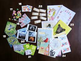 gifts to send in the mail miki s scrapbook 25 things you can send to your pen pals