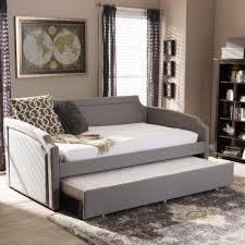 Daybed With Mattress Daybeds Bedroom Furniture The Home Depot