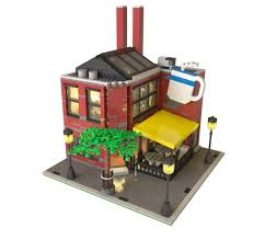the lego neighborhood book build your own lego town brian lyles