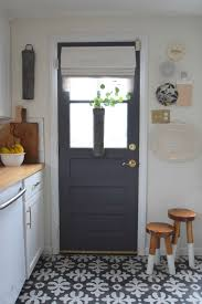 Home Interior Door by Gray Paint Change Up On Our Interior Kitchen Door Interior Door