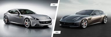bentley ferrari ferrari ff vs gtc4lusso u2013 old vs new carwow