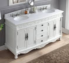 Double Basin Vanity 63