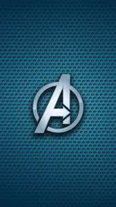 wallpaper galaxy marvel the avengers emblems logos blue background symbols wallpaper 82304