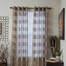 amazon com lavish home sofia grommet single curtain panel 84