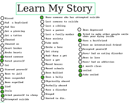 Eating Disorder Meme - learn my story meme by onefatpiglol on deviantart