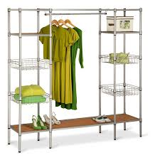 Closet Systems Amazon Com Honey Can Do Wrd 02350 Freestanding Steel Closet