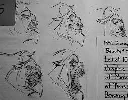 film beauty u0026 the beast u003d u003d u003d u003d u003d character notes the beast