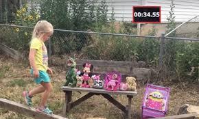 Backyard Ninja Warrior Course Dad Makes Daughter Her Very Own U0027american Ninja Warrior U0027 Course In