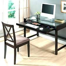 Mercury Corner Desk Small Glass Desk Black Corner Table Best And Silver Swivel From