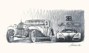 bugatti drawing ettore bugatti bugatti editions bugatti