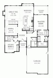 captivating 2 bedroom house plans open floor plan images best